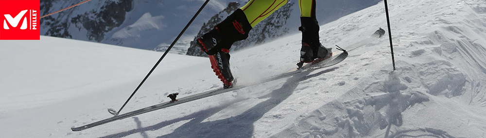 All Mountain Light Touring Skis