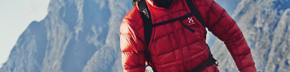 Light Synthetic Insulated Jackets