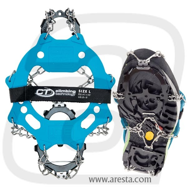 CLIMBING TECNOLOGY - ICE TRACTION CRAMPONS