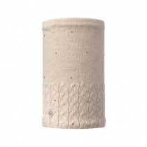 BUFF - KNITTED & POLAR NECKWARMER ELIE BEIGE