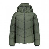 CAMPAGNOLO - BOY JACKET FIX HOOD 38K2574 - BOYS