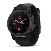 GARMIN - FENIX 5S PLUS ZAFIRO BLACK