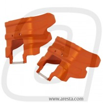 DYNAFIT - CRAMPONS 100 MM ORANGE