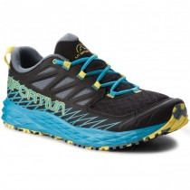 LA SPORTIVA - LYCAN BLACK/TROPIC BLUE - MEN
