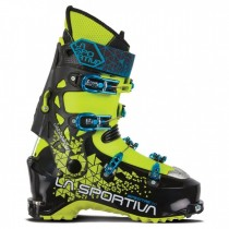 LA SPORTIVA - SPECTRE 2.0 BLACK/APPLE GREEN - MEN