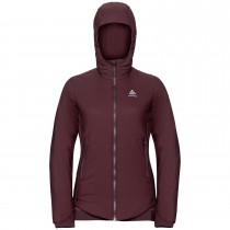 ODLO - JACKET INSULATED FLI S-THERMIC CHOCO - WOMEN