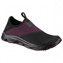 SALOMON - RX MOC 4.0 W BK POTENT PURPLE - WOMEN