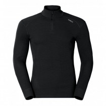 ODLO - SHIRT L/S TURTLE NECK 1/2 ZIP 152002 15000 - MEN